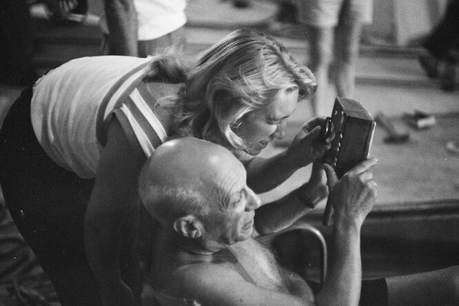 Пикассо иего дочь Майя: монстр умел любить!