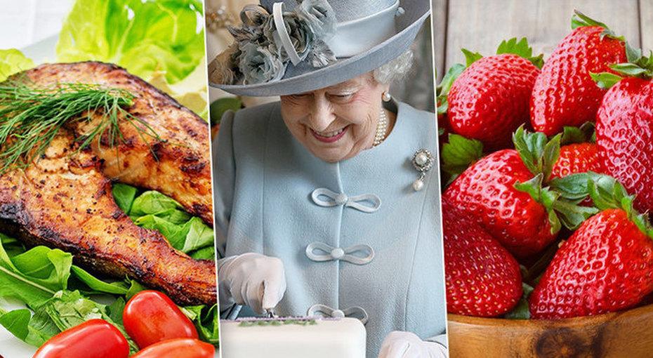 Королевская кухня: секреты питания Елизаветы II