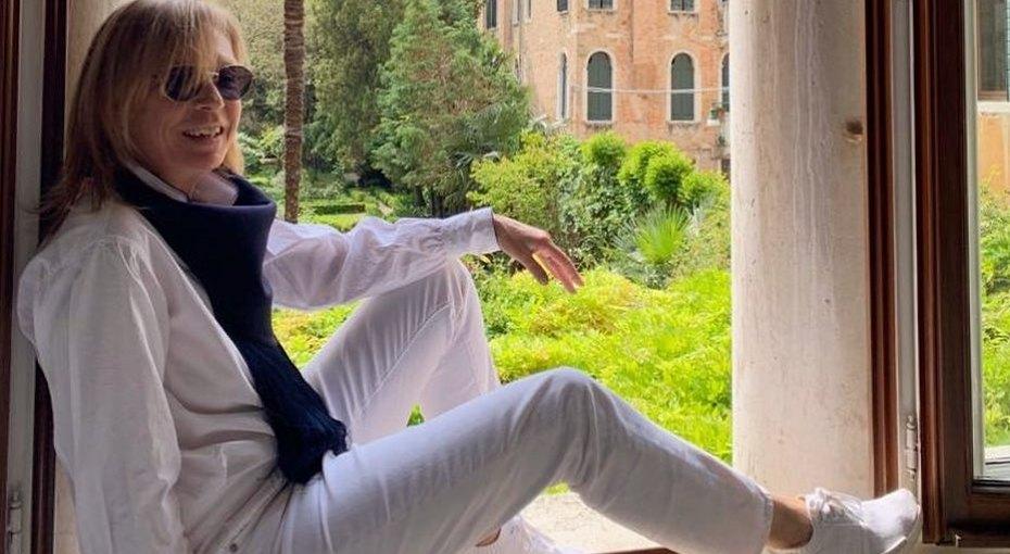 «Маловато будет»: Алена Долецкая показала свою коллекцию обуви