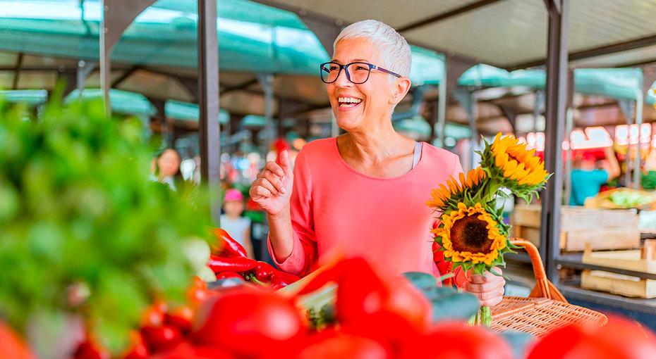 6 привычек, которые стоит завести в40, чтобы выглядеть моложе в60
