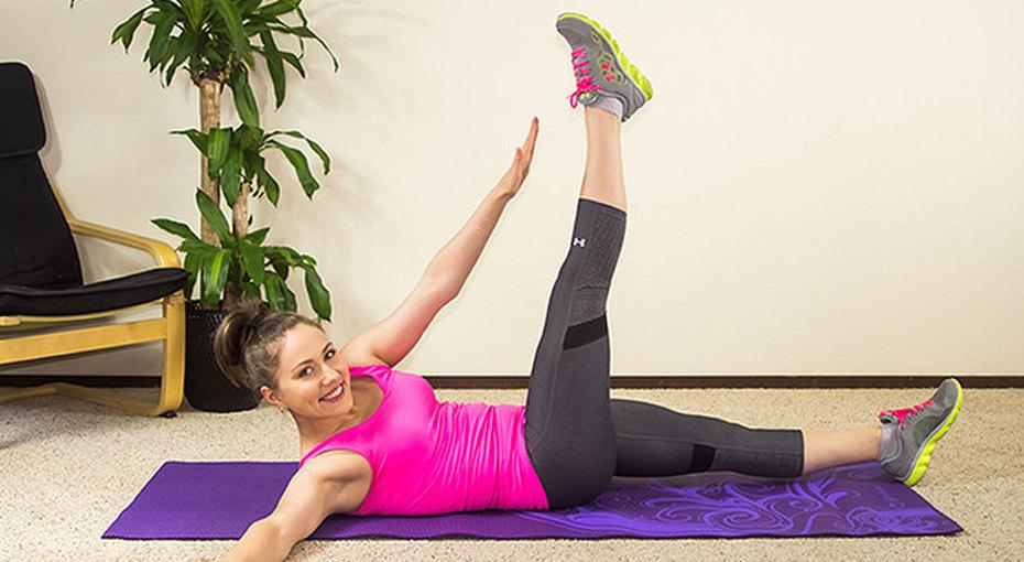 Как уменьшить талию: 7 простых упражнений длядомашней тренировки