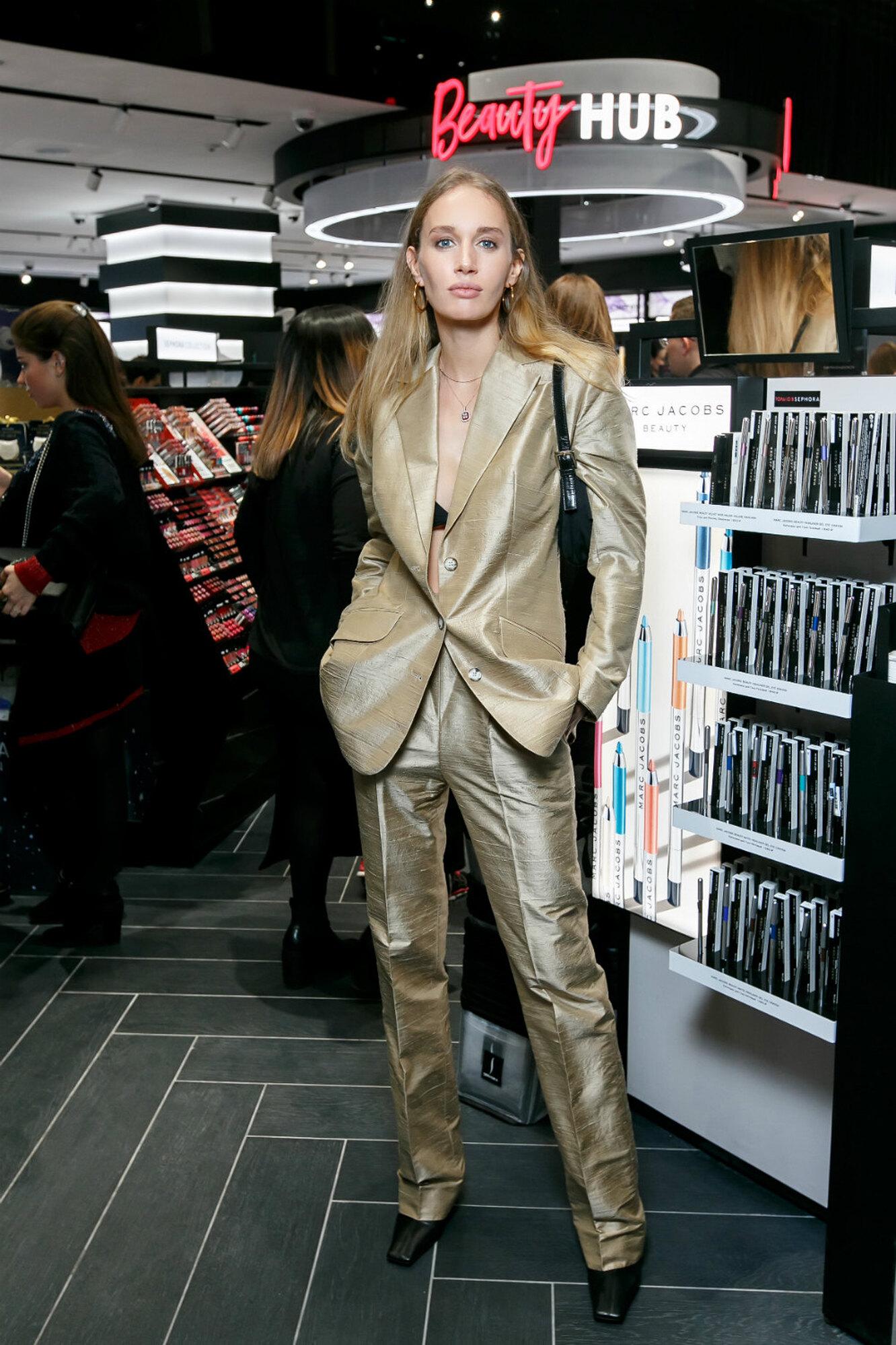 Ника Куваева, it girl, владелица модного онлайн бутика