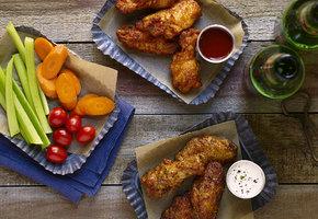 Пальчики оближешь! 5 рецептов куриных крылышек-гриль