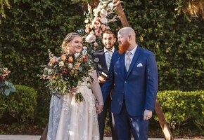 «Красотка-груша»: женщина основала свадебный журнал для невест плюс сайз