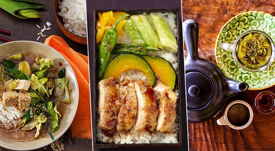 Из Японии слюбовью: рацион питания длятех, кто хочет стройную фигуру