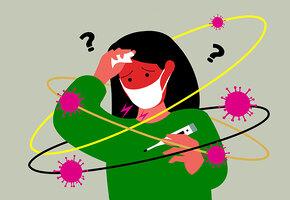 Как отличить аллергию от простуды и гриппа? Простой чек-лист