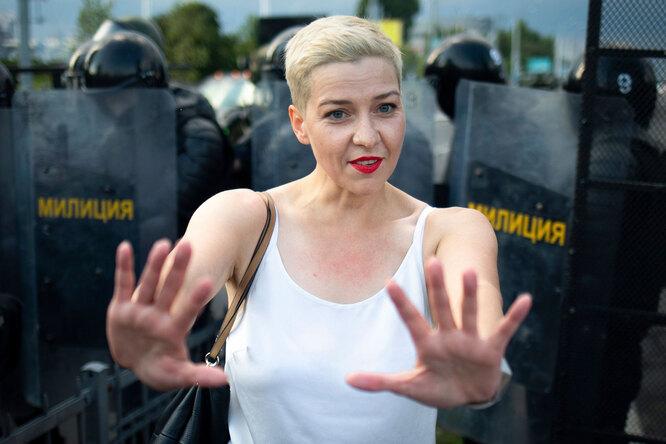 Кто такая Мария Колесникова икуда она пропала?
