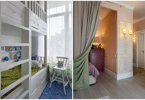 5 проектов: Однокомнатная квартира для семьи с ребенком