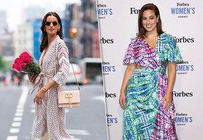 6 моделей платьев для жаркого лета
