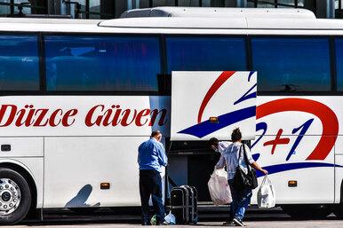 В Турции российские туристы, вылетающие вСамару, попали вДТП. Есть жертвы