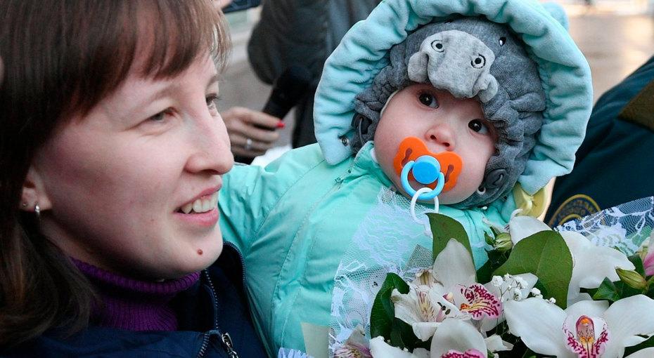 Спасенный из-под завалов вМагнитогорске мальчик начал ходить