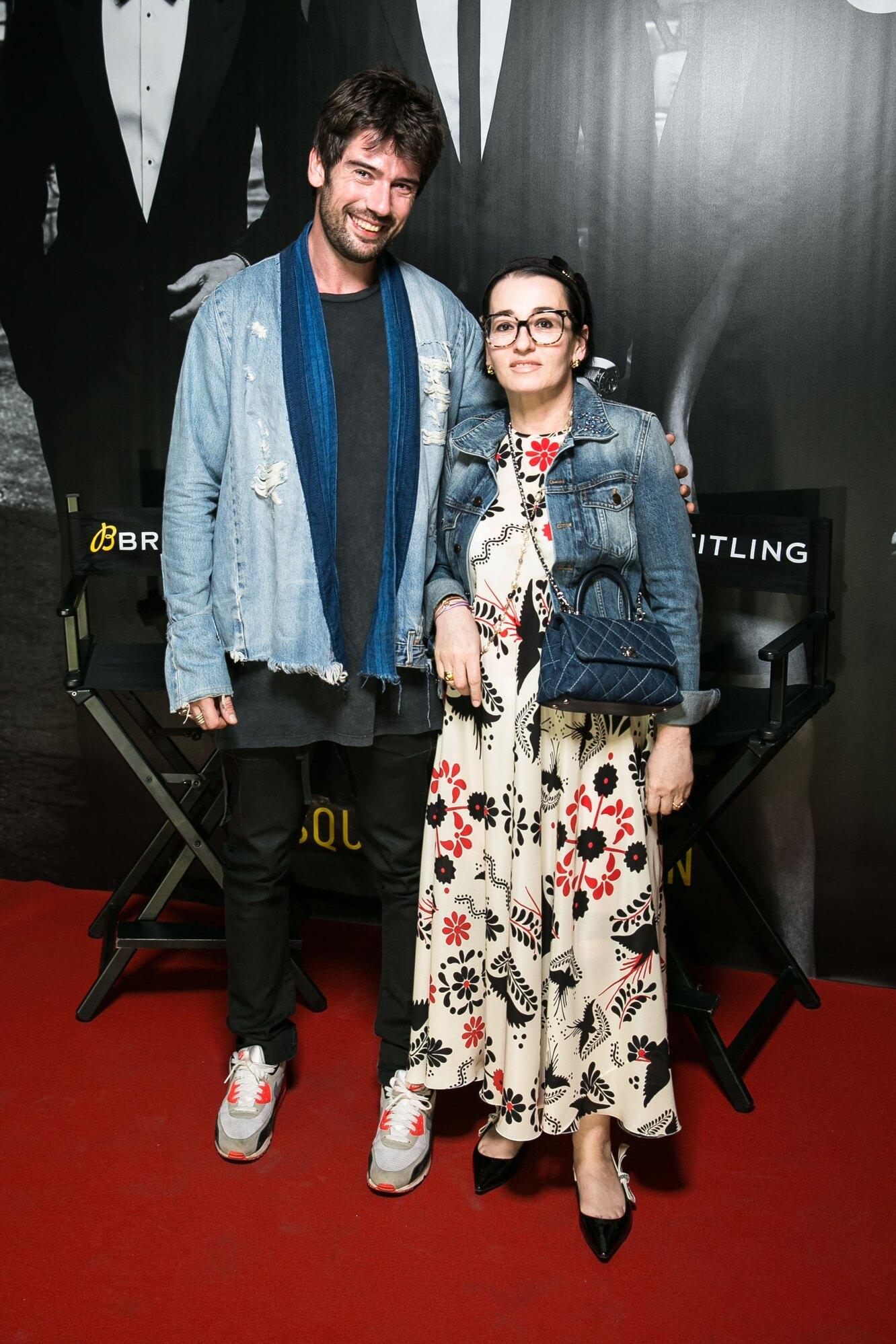 Антон Лавреньтев с мамой