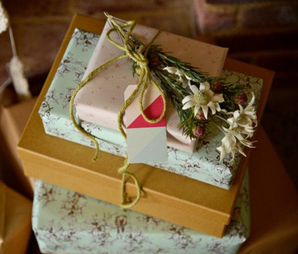 Как красиво упаковать подарки? Одиннадцать лучших идей