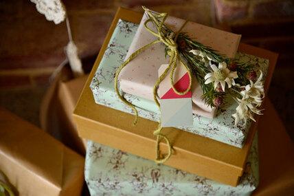 Как красиво упаковать подарки? Десять лучших идей