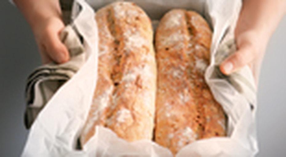 Печем домашний хлеб