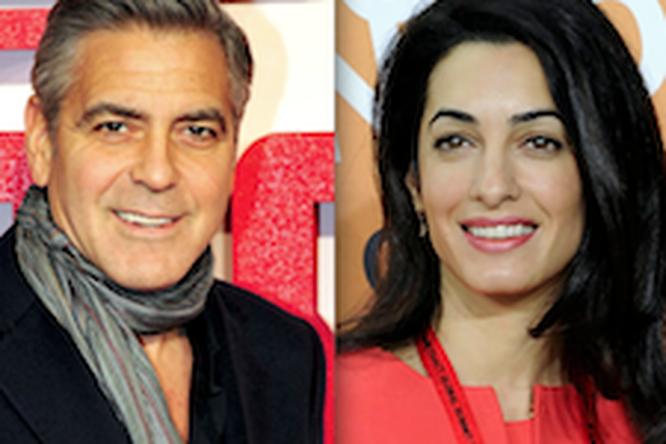 Свадьба Клуни украсит обложку Vogue