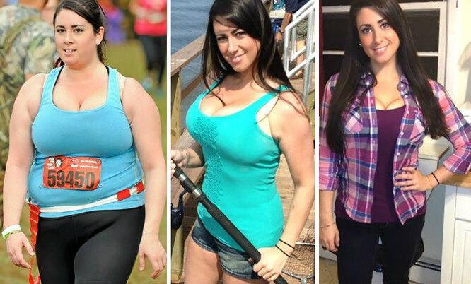 За год потеряла 31 килограмм. Приятно!