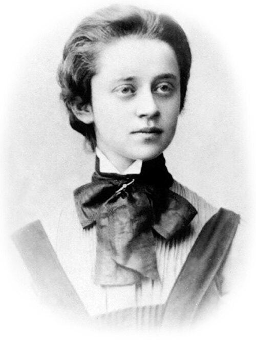 Софья Парнок