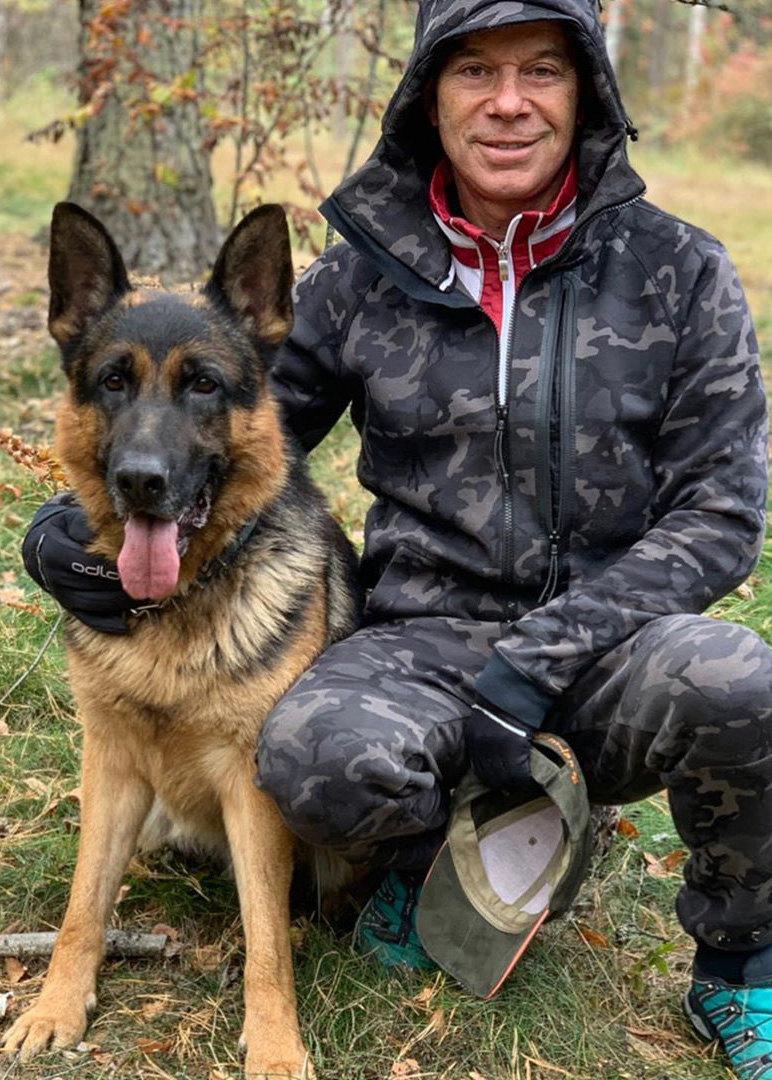 олег газманов собака фото