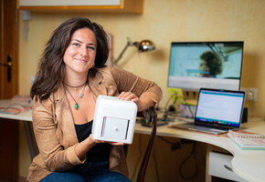 23-летняя студентка изобрела устройство для самодиагностики рака груди