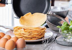 Погружная сковородка, дозатор теста и другие гаджеты для выпечки блинов