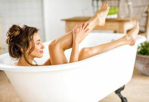 Горячая ванна, караоке, новое кресло и еще 5 способов похудеть к празднику без диет и упражнений