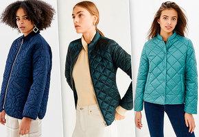 Модные стеганки: теплый тренд осени-2019