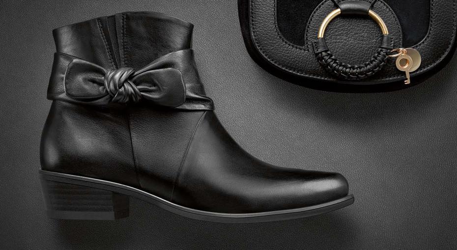 Какую обувь мы будем носить этой осенью?