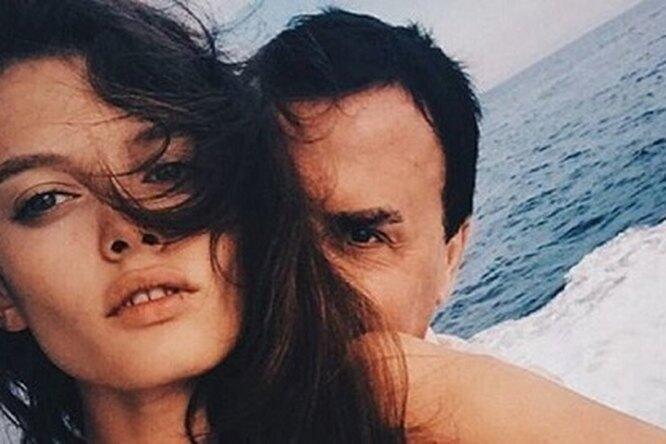 17-летняя модель изСибири вышла замуж за55-летнего олигарха