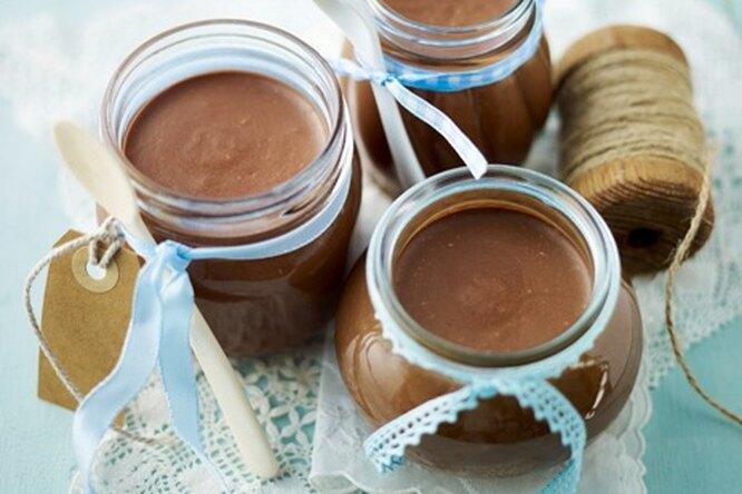 Шоколадно-ореховая паста по-домашнему