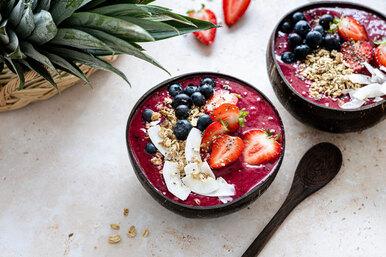 40 полезных закусок, способствующих похудению
