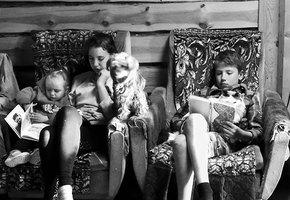 Из старшего прапорщика – в приемные мамы. История одной семьи