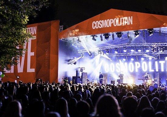 Cosmopolitan LIVE - 12 сентября
