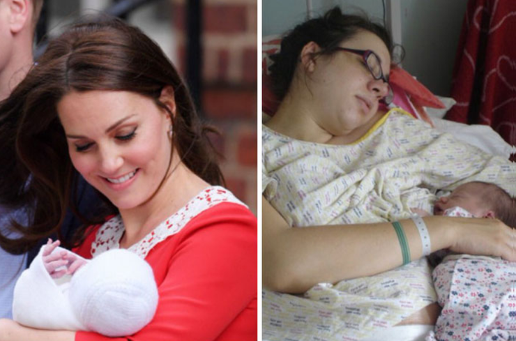 «После стимуляции родов иэкстренного кесарева сечения яеще три дня была распухшей ичувствовала себя ужасно»,— Софи Кинигли