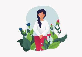 Фитоэстрогены при менопаузе: что важно знать