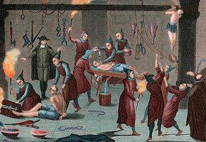 Пытки или лекарство: Отличите ли вы средневековые пытки от методов лечения?
