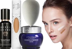 Не испортить макияж: пять ошибок с тональным кремом