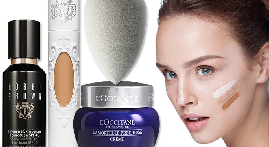 Не испортить макияж: пять ошибок стональным кремом
