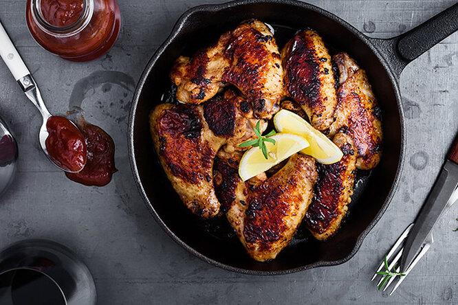 Не делайте так! 10 способов испортить вкус жареной курицы