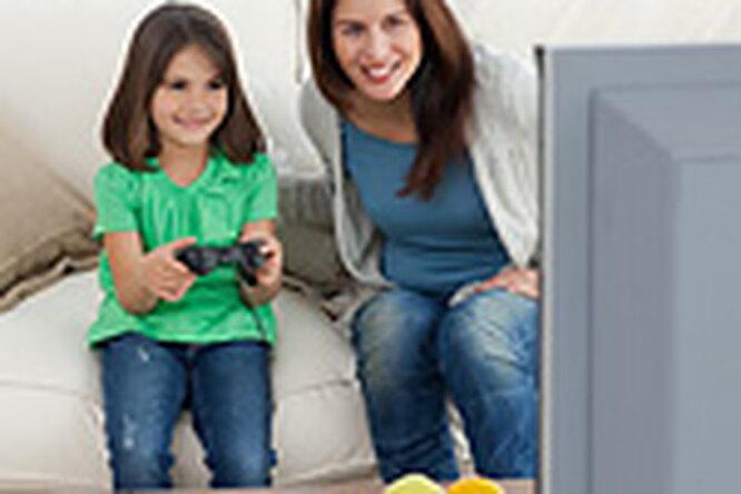 Видеоигры полезны длядевочек