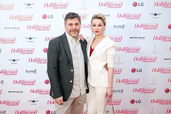 Джемал Тетруашвили с супругой Ольгой Медынич