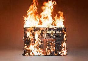Никаких сейлов: почему нераспроданные сумки Louis Vuitton cжигают?