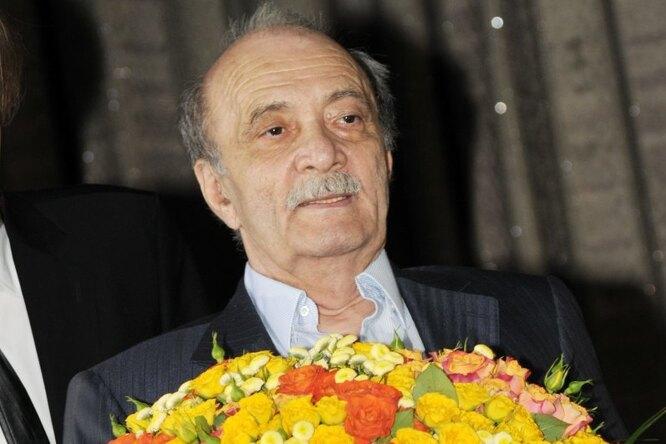 88-летний Георгий Данелия госпитализирован вотделение реанимации