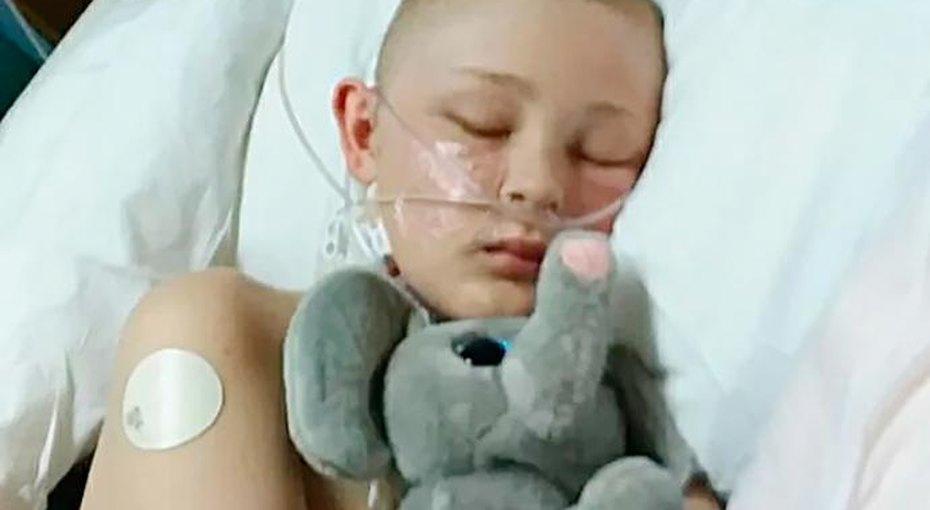 Мальчик вышел изкомы, пережив смерть мозга ичетыре остановки сердца