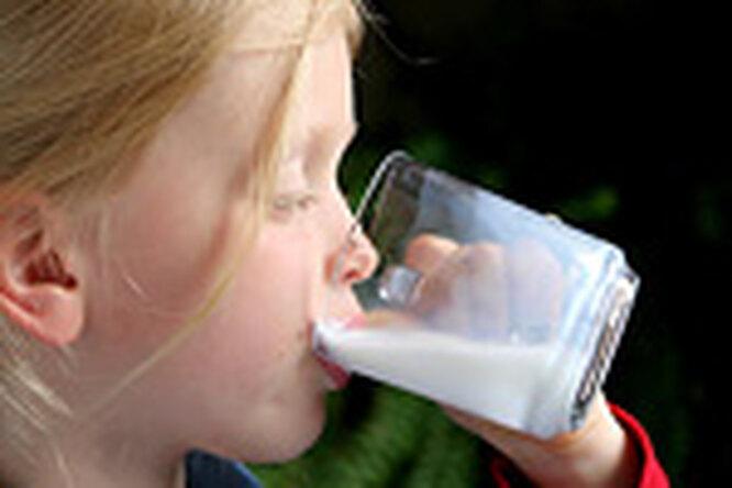 Молоко полезней воды!