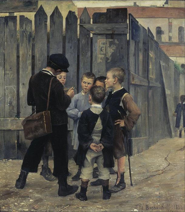 «Встреча», 1874