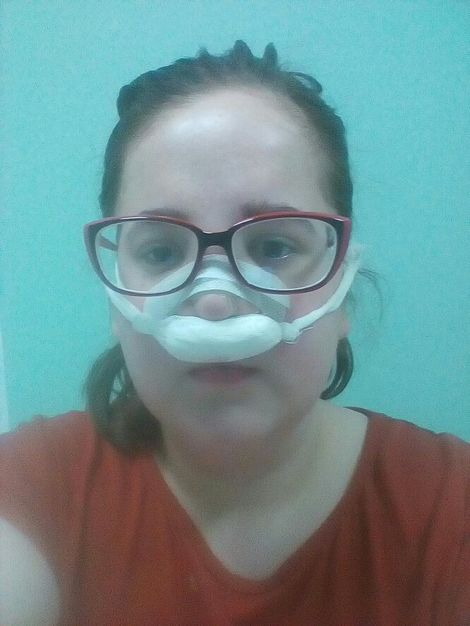 Светлана Богданова после операции
