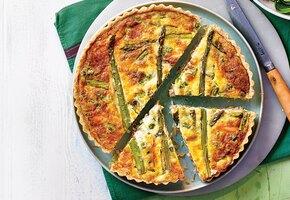 Зелёное меню: семь ЗОЖ-рецептов со свежими овощами, рыбой, мясом и пастой