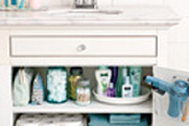 Организуем: ванная комната