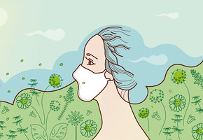 5 вещей, которые можно сделать сейчас, чтобы облегчить весеннюю аллергию